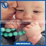 Baby Molar Safety Accessories Teether Food Grade silicone teething necklace                                                                         Quality Choice