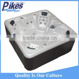 7 people whirlpool freestanding acrylic sex massage outdoor bathtub spa hot tub for sale