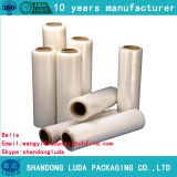 Wholesale transparent tray packaging stretch film roll