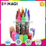 dust free liquid chalk - imported ink multi color neon chalk