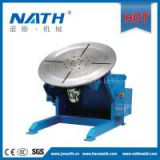3000KG hot sell welding turntable in shandong with high quanlity and one year warranty