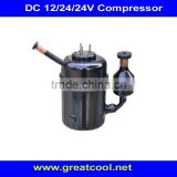 Low Noise DC Air Conditioning compressor