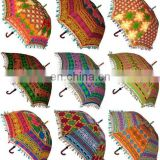 indian fashion vintage beach umbrella for sale