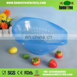 eco-friendly plastic fruit basket/plastic vegetables basket HT13807