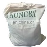 COTTON MUSLIN LAUNDRY BAG