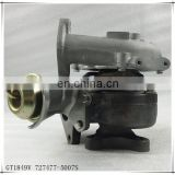 14411-AW40A 14411-AW400 Turbo for Nissan X-Trail T30 engine YD1 HM