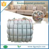 China hot products recycled foam scarp finely for furniture