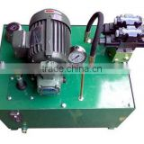 CE ISO certfications high quality hydraulic station for driving motors