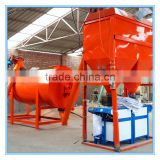 China Hot Sale 2 ton Simple Mortar Making Line Equipment