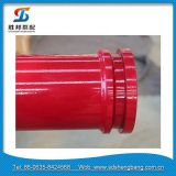 3m dn 125 concrete pump pipe/concrete delivery pipe