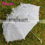 White Terylene waterproof Wedding Umbrella