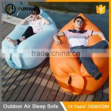 Hot Air Inflatable Hangout Sofa Banana Sleeping Bag Air Lounge Sofa