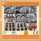 Different production wide output pet food ( dog ,cat.bird.fish) fish feed making machine
