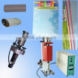 Ultrasonic Poly Bag Dotted Line Sealing Machine