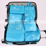 7pcs Set Packing Cubes Value Set for Travel and Home Storage
