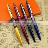 Chinese stationery Picasso 988 gold Roller Ball Pen/Unger Lise Pen/Metal Ball Pen
