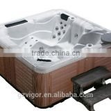 Popular indoor/outdoor portable inflatable hot tubs spa,fountain spa jet,outdoor spa hot tub