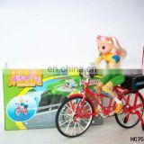Electronic Bicycle with Music and Flash Light HC75611