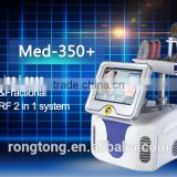 best home rf skin tightening face lifting machine lipo laser slimming instrument facial lifting and firming machine