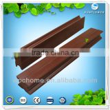 Engineered wood plastic composite floor joist