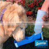 Portable dog travel drinking Bottle