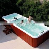MEXDA Aristeach acrylic spa pool ,swimming spa pool, outdoor pool WS-S08M(CE,SAA,ETL,TUV,SUV,ISO)