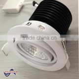 10w fire rated led retrofit can lights, high bright led downlight