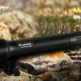 Quality Aluminum Alloy IP66 Rechargeable LED Torch flashlight
