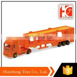 2018 trending shantou toys slide layer frame trailer model diecast for wholesale