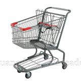 American Shopping Cart without Bottom Tray