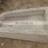 natural stone water trough for animal