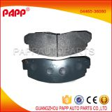 front brake pads for japanese toyota coaster 04465-36080