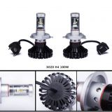 IP65 6000LM G10-X020 H4 3color diy fashionable 100W headlight auto headlight