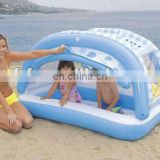 Inflatable Sunshade Pool