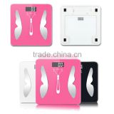 electronic body fat BIA human body composition analyze scale 180kg digital body fat weighing scale