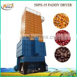 used grain dryer oversea after sales serve mobile drier 5HPX-35