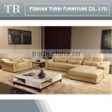 2017 modern chesterfield corner leather sofa for living room furniture
