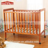 2016 hot sale 4 in 1 convertible baby crib baby bed designs