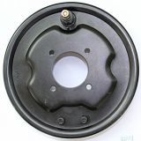 Drum brake, High idensity and plasticity steel