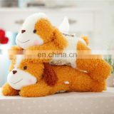 Professional production plush animal tissue box custom made plush tissue box cover animal dog toys