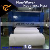 Fire Resistant PTFE Non-Woven Industrial Felt