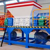Insdustrial plastic waste shredding machine price in india  for sale