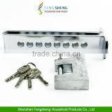 <b>Auto</b> supplies Useful device Stainless Steel Car <b>Brake</b> Safety Clutch Strong <b>Lock</b>