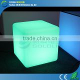 Night club / party /disco led bright colored cube GKC-040RT