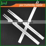 square Customized Printing Bamboo Chopsticks AB grade