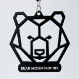 Bear Mountain 10K Custom Medals