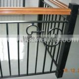 aluminium safety guardrail/exterior stair handrail/ aluminium handrail for stairs