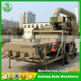 5XZF Mobile Combined wheat cleaner for Wheat cleaning equipment