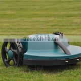 cutting height 3cm/4cm lead-acid battery intelligent slope mower, remote controlled mower
