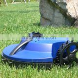 lead-acid battery remote control lawn mower best garden tool